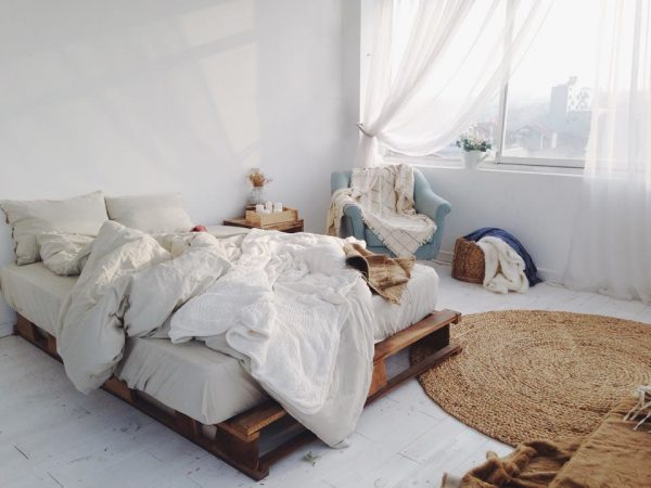 Thảm Lục Bình decor - Straw rug