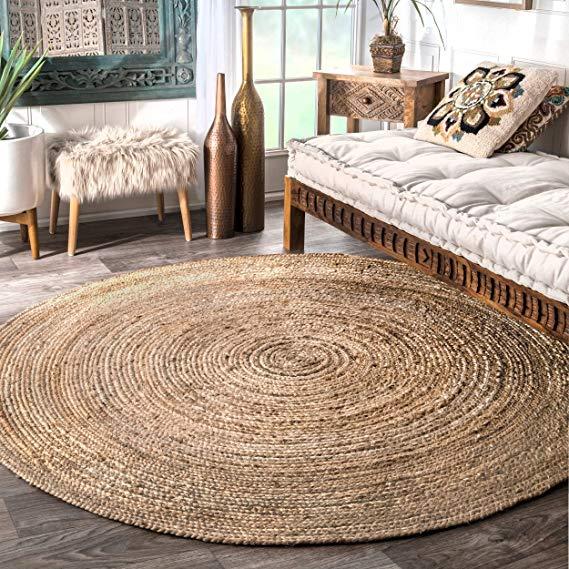 Thảm Lục Bình decor 1 - Straw rug