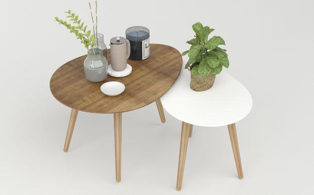 Bàn trà bàn sofa đẹp hiện đại