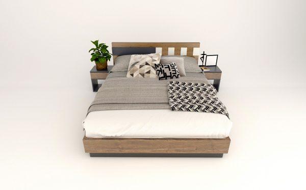 giường gỗ hiện đại 006