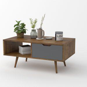 bàn tràchân gỗ 027