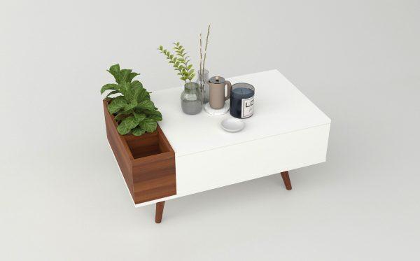 bàn tràlàm bằng gỗ 024