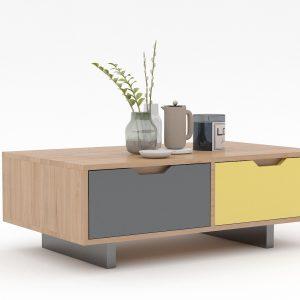 bàn tràmặt gỗ 022
