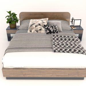 giường gỗ rẻ đẹp tphcm 005