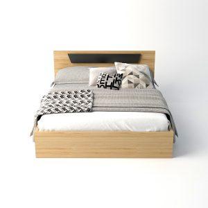 giường ngủ gỗ đẹp 027