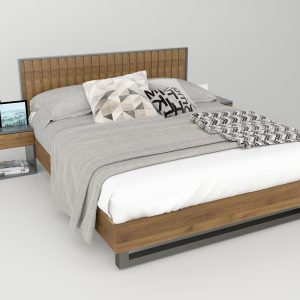 giường ngủ phong cách châu âu 026