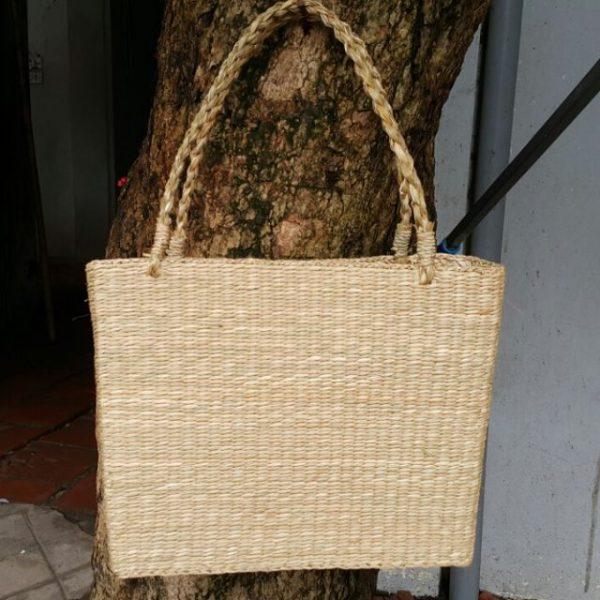Túi cói vintage tphcm 1