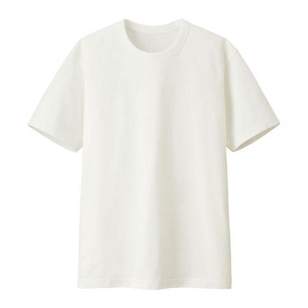 áo thun namtay lỡ cổ tròn - Áo thun cotton 2 chiều