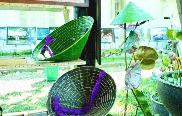 Nón lá sen – Một sản phẩm thủ công độc đáo ở xứ Huế - ảnh 1