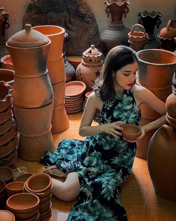 Làng gốm Bàu Trúc Ninh Thuận: ở đâu, có gì chơi, giá vé, kinh nghiệm tham quanLàng gốm Bàu Trúc Ninh Thuận: ở đâu, có gì chơi, giá vé, kinh nghiệm tham quan