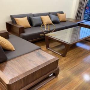 Bộ Sofa Hiện Đại Gỗ Tần Bì Sang Trọng 1