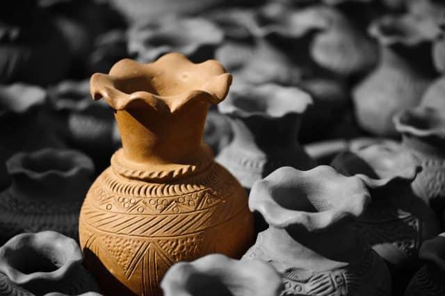 Làng gốm Bàu Trúc Ninh Thuận