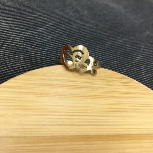 Nhẫn Handmade Tình Yêu Sét Đánh 2