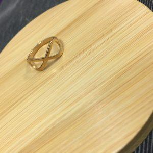 Nhẫn Handmade Vô Cực 1