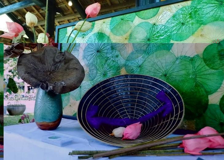 Nón lá sen – Một sản phẩm thủ công độc đáo ở xứ Huế - ảnh 4
