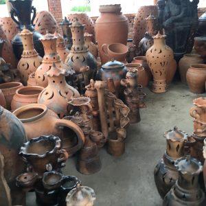 Xưởng Gốm Champa - Gốm Bàu Trúc, Phan Rang, Ninh Thuận 1
