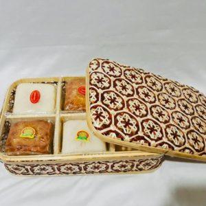 Nhận Làm Sỉ Hộp Tre Đựng Bánh Trung Thu Handmade 1