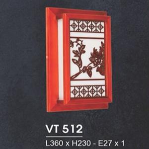 ĐÈN TƯỜNG GỖ VT512