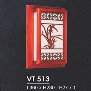 ĐÈN TƯỜNG GỖ VT513