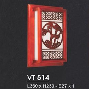 ĐÈN TƯỜNG GỖ VT514