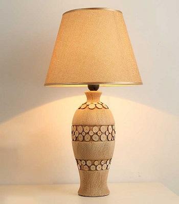Đèn để bàn bằng gỗ - ĐÈN BÀN 13995