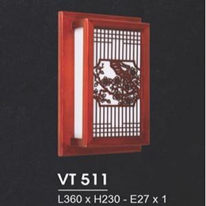 ĐÈN TƯỜNG GỖ VT511