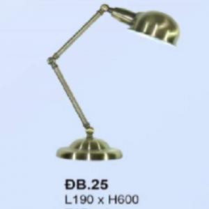 ĐÈN BÀN DB25