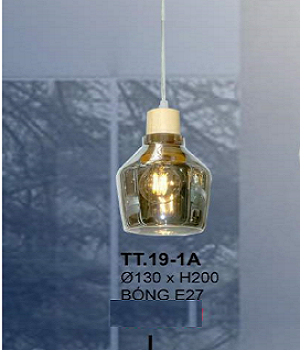 Đèn thả thủy tinh TT19-1A