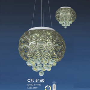 ĐÈN CHÙM CFL8160