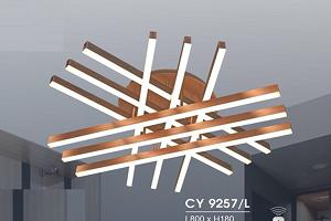 ĐÈN CHÙM HIỆN ĐẠI CY9257/L