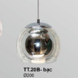 Đèn thả thủy tinh T20B