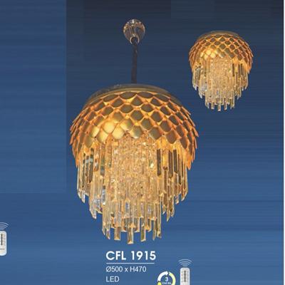 ĐÈN CHÙM HIỆN ĐẠI CFL1915