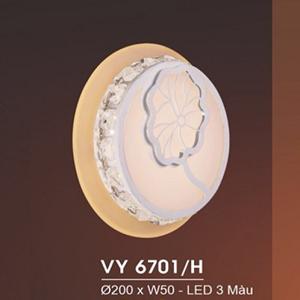 ĐÈN TƯỜNG PHÒNG NGỦ VY6701/H
