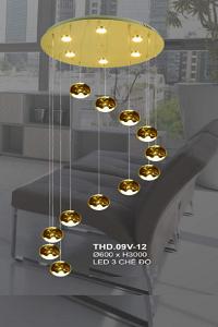 ĐÈN THÔNG TẦNG THD09V12