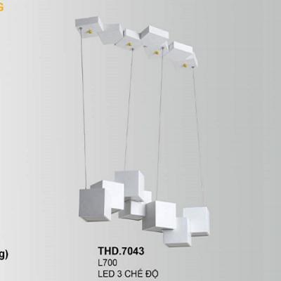 ĐÈN CHÙM HIỆN ĐẠI THD7043
