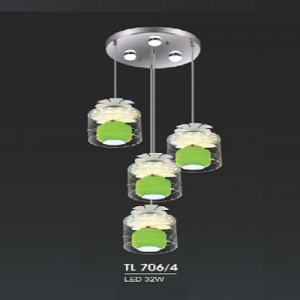 ĐÈN LED HIỆN ĐẠI TL706/4