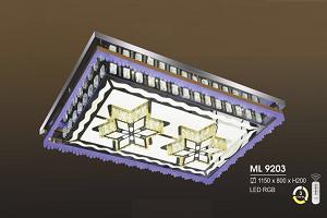 ĐÈN ỐP TRẦN ML9203