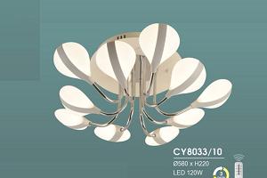 ĐÈN ỐP HIỆN ĐẠI CY8033/10