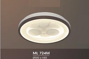 ĐÈN ỐP TRẦN HIỆN ĐẠI ML724M