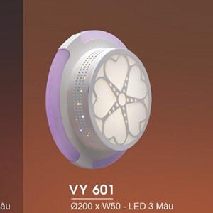 ĐÈN TƯỜNG PHÒNG NGỦ VY601