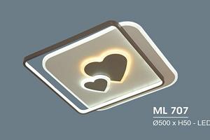 ĐÈN ỐP TRẦN HIỆN ĐẠI ML707