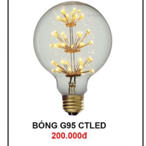 Bóng đèn G95 CTLed