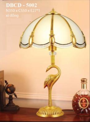 Đèn để bàn trang trí phòng khách - Đèn bàn DBCD5002