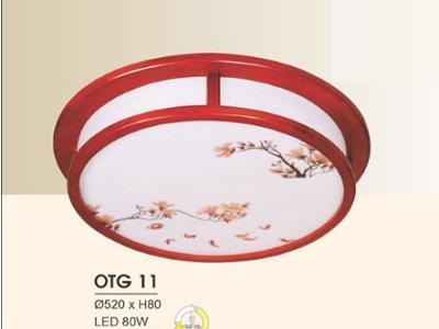 Đèn óp trần gỗ OTG11