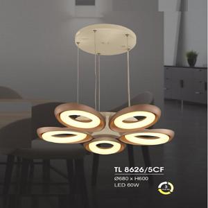 Đèn chùm hiện đại TL8626/5CF