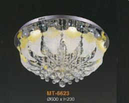 Đèn ốp pha lê MV6623