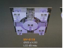 Đèn ốp pha lê MV9119
