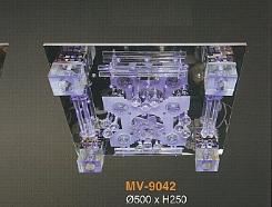 Đèn ốp pha lê MV9042