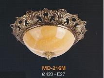 Đèn ốp trần đồng md216m