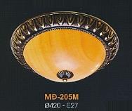 Đèn ốp trần đồng md205m